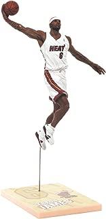 NBA Miami Heat McFarlane 2012 Series 21 LeBron James (2) Action Figure