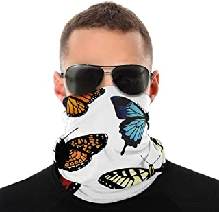 Bandana Face Cover Bandanas Face Scarf Neck Gaiter Headband Neck Scarf Headwear Headwrap Headcovers Multifunctional Summer...