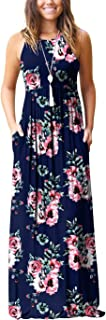 Best halter maxi dress casual Reviews