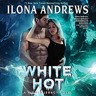 White Hot     A Hidden Legacy Novel              Auteur(s):                                                                                                                                 Ilona Andrews                               Narrateur(s):                                                                                                                                 Renee Raudman                      Durée: 13 h et 18 min     19 évaluations     Au global 4,9
