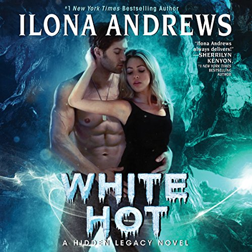 White Hot cover art