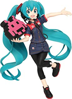 "Taito 7.8"" Hatsune Miku Taito Uniform Action Figure Volume 2"
