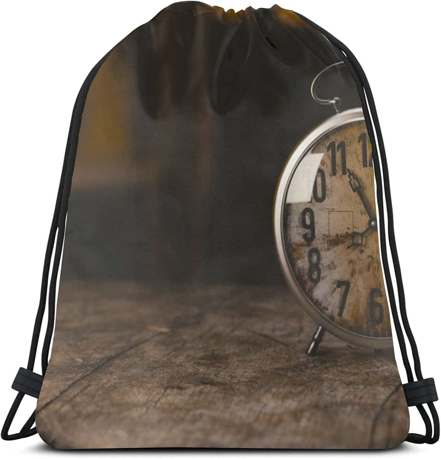 Water Resistant Drawstring Max 76% OFF Backpack Durable Bac String Easy-to-use Polyester