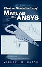 الاهتزاز محاكاة باستخدام matlab و ansys