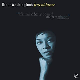 dinah washington evil gal blues