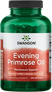 Sponsored Ad - Swanson Evening Primrose Oil (Omegatru) 500 Milligrams 250 Sgels