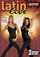 Best jazzercise latin live dvd Reviews