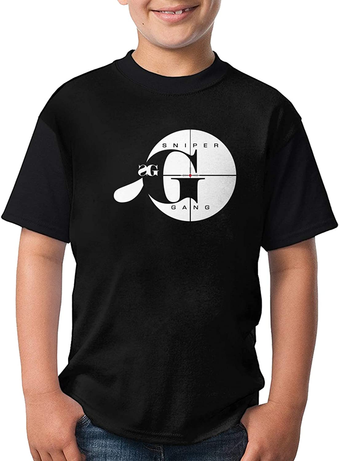 Castle Earl Sniper Gifts Gang Mail order Cute Teenagers Sho Fashion T Girl Shirts