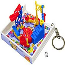 Keychain-Mouse Trap Game