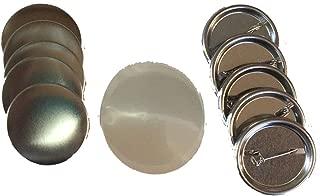 缶 バッジ マシン パーツ 44mm セット (Zピン(フックピン)50個セット)( ニプリ )