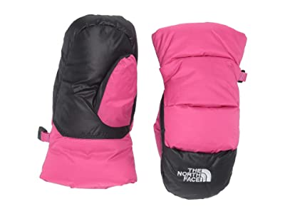 The North Face Kids Nuptse Mitt (Toddler) (Mr. Pink) Ski Gloves
