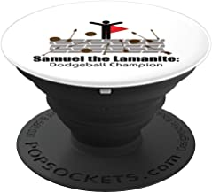 Funny Book of Mormon Samuel the Lamanite LDS - PopSockets Grip and Stand for Phones and Tablets