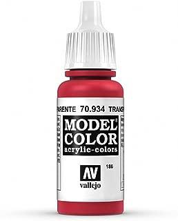 Best transparent red paint Reviews