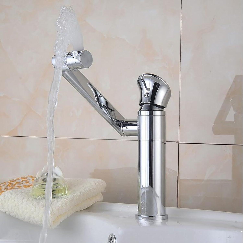 Schwenker Wasserhhne , Badezimmer Waschbecken Wasserhahn , Hotel Einzelauslauf Kalt- und Warmmischer , European Style Tap