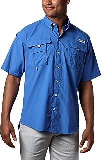 Columbia Men's PFG Bahama II Short Sleeve Shirt - Big