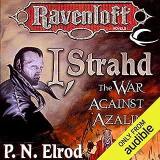 I, Strahd: The War Against Azalin audiobook cover art