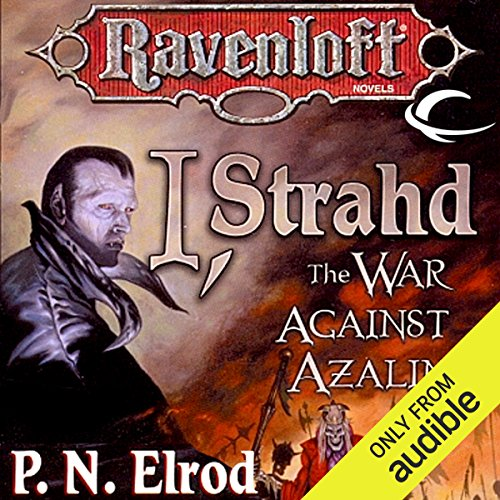 I, Strahd: The War Against Azalin audiobook cover art