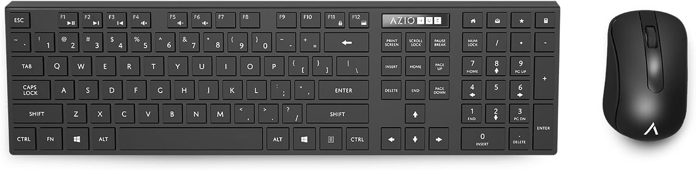Azio HUE 2 Wireless Keyboard & Mouse Combo