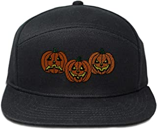 Custom Snapback Hats for Men & Women Pumpkin Swap Embroidery Cotton Snapback