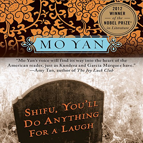 Shifu, You'll Do Anything for a Laugh audiobook cover art