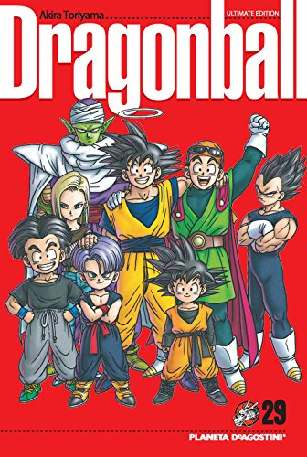 Dragon Ball nº 29/34 (Manga Shonen)
