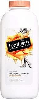 femfresh talc