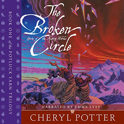 The Broken Circle audiobook cover art