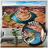 Great Art XXL Poster – Horseshoe Bend – Wandbild