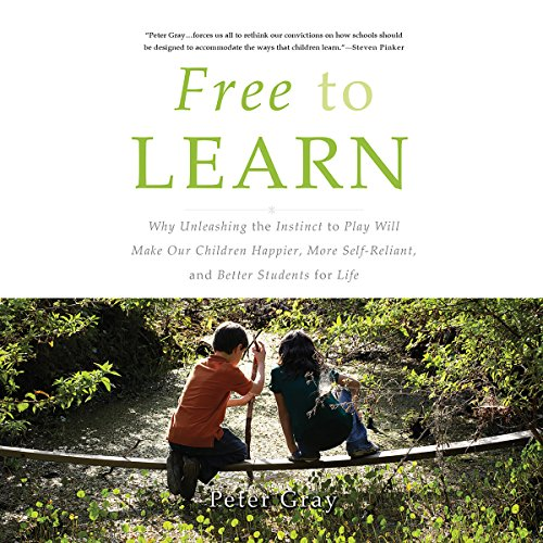 Couverture de Free to Learn