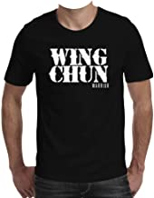 T Shirt Cotton 100% Wing Chun Warrior Made in Peru