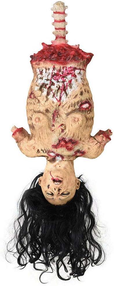 Boshen Halloween Party Prop Ranking TOP5 Hanging Sev Body Popular products Half Corpse Haunted