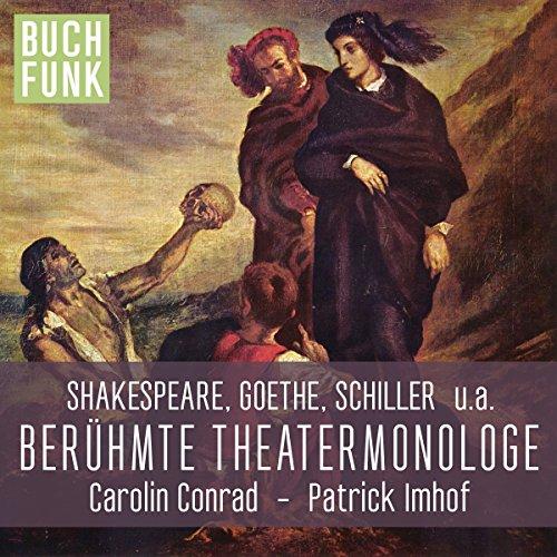 Berühmte Theater-Monologe Titelbild