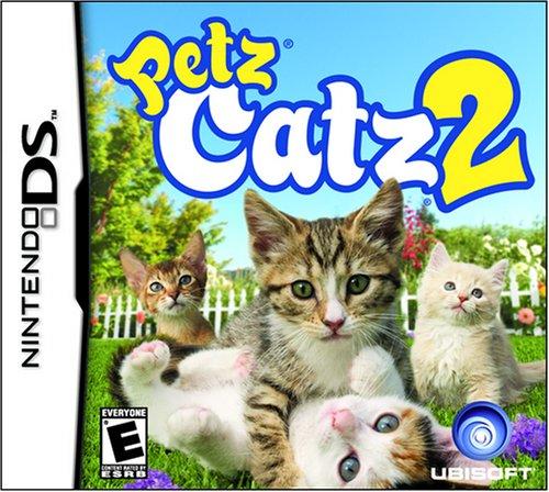 Petz Catz 2 - Nintendo DS