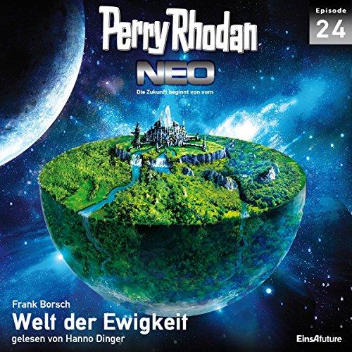 Welt der Ewigkeit (Perry Rhodan NEO 24) Titelbild