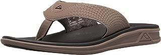 Men's Sandals Rover | Athletic Flip Flops for Men with Soft Cushion Footbed