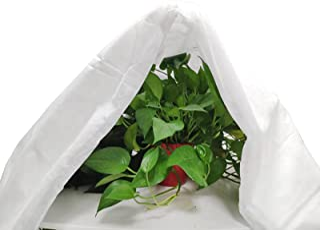 SLDHFE Housse de protection contre le gel - 3 x 9 m - Réutilisable - En tissu - Pour le froid