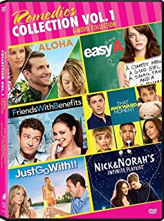 Aloha / Easy a - Vol / Friends with Benefits / That Awkward Moment - Vol / Just Go with It / Nick and Norah's Infinite Playlist - Vol - Set