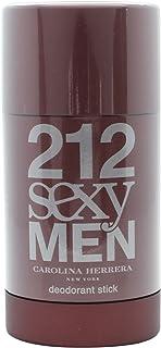 Carolina herrera - 212 sexy men desodorante de barra 75g