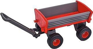BIG leksaksfabrik 800056602 – BIG Peppy handvagn, skotervagn, från 3 år, transportbil, stor lastyta