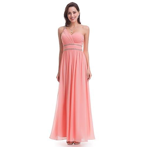 9051acc462d Ever-Pretty Womens Sleeveless Beaded Grecian Style Evening Dress 07099