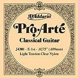 D'Addario Pro-Arte J4301 Première Corde seule en nylon pour guitare classique Léger