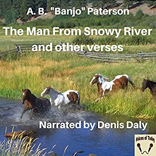 The Man from Snowy River and Other Verses cover art