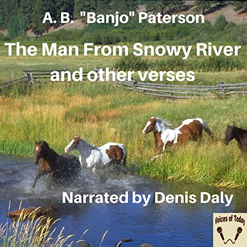 The Man from Snowy River and Other Verses audiobook cover art