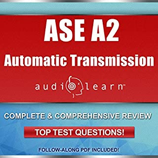 ASE Automatic Transmission or Transaxle Test (A2) AudioLearn audiobook cover art