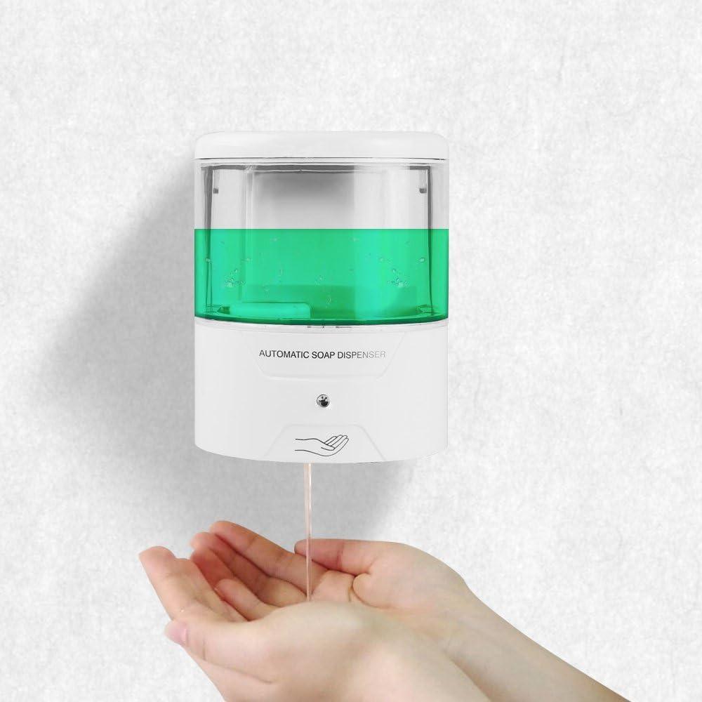 Tulsa Mall FORNORM Automatic Soap Dispenser Infrared Sensor Dish Max 60% OFF Liquid So