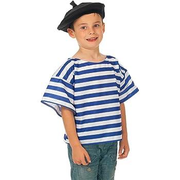 CHILDRENS KIDS FRENCH TOP BERET GARLIC FRANCE FANCY DRESS COSTUME SCHOOL