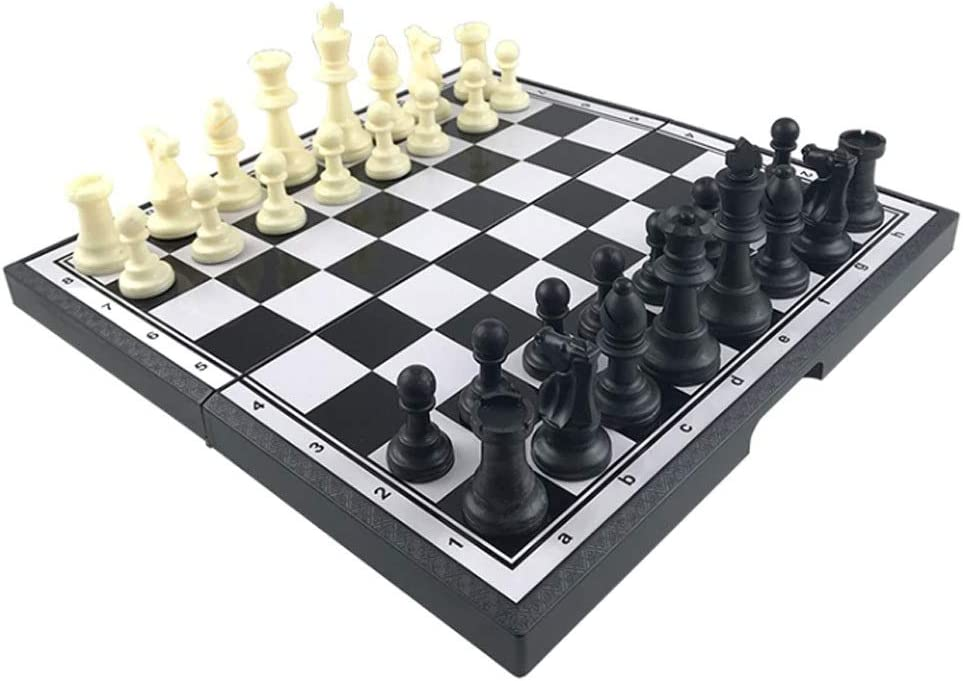 Toys Complete Free Shipping Games Chess Magnetic Game Tucson Mall Extra Set Large Su