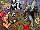 Big Foot Returns, Monster Hunter Tracker Game Play with Doofy Deer