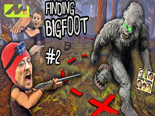 Big Foot Returns, Monster Hunter Tracker Game Play with Doofy Deer