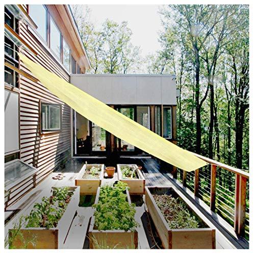 Toldos para exteriores, toldos de vela, medidores de toldo de vela rectangulares, toldo de vela con protección UV, impermeable y duradero, toldo de vela para jardín, balcón, terraza ( Size : 3X10M )